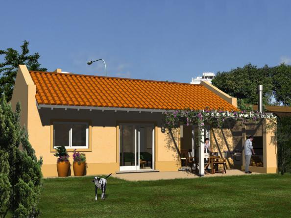 Planes de viviendas maglei - Fachadas de viviendas sencillas ...