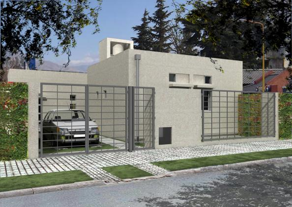 Procrear maglei for Casa clasica procrear terminada