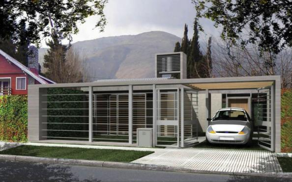 Procrear p gina 2 maglei for Casa clasica 2 dormitorios techo inclinado